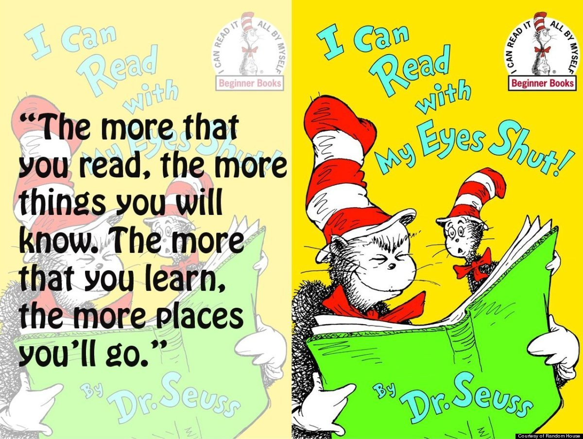 Happy Birthday Dr. Seuss | H o w Y o u n g C h i l d r e n ...